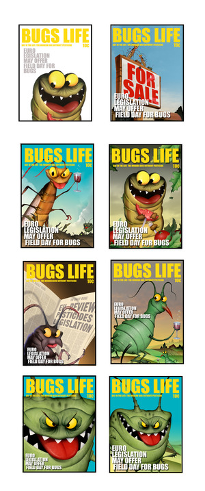 Bugs Life Characters Names Idea of