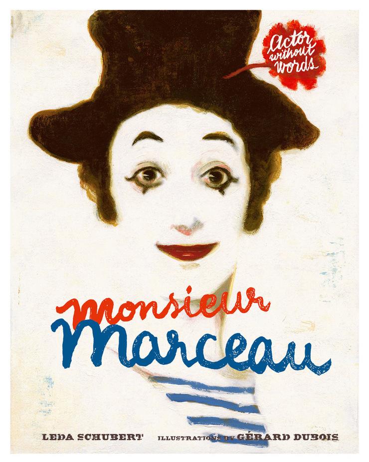 Young Marcel Marceau Gerard Dubois Marcel Marceau