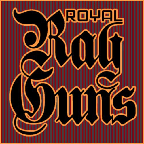 Mark Fisher - Royal Ray Guns