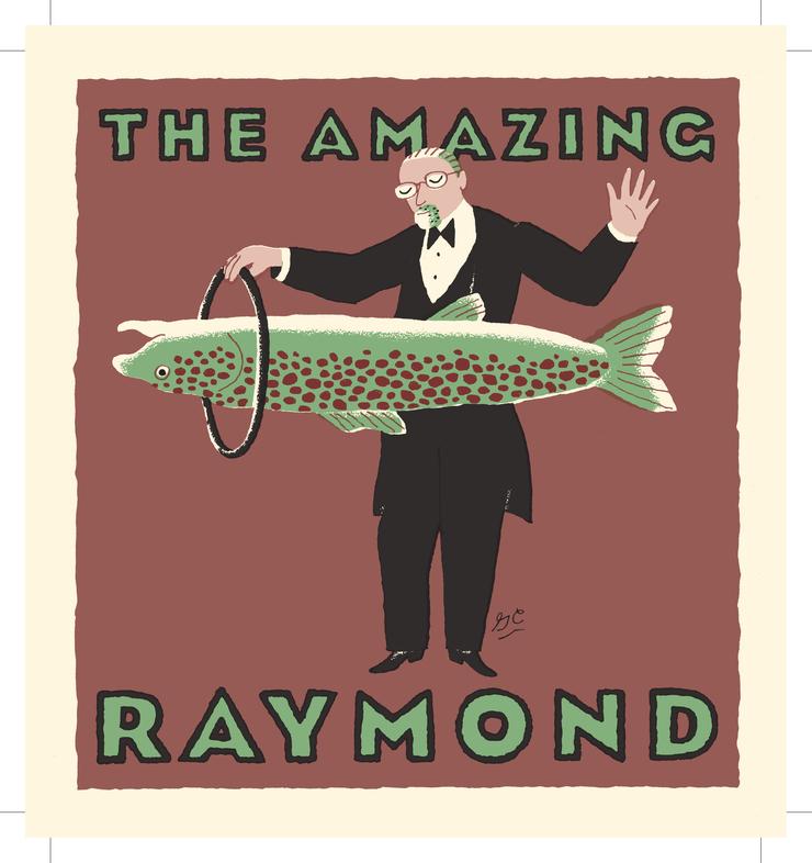 The Amazing Raymond