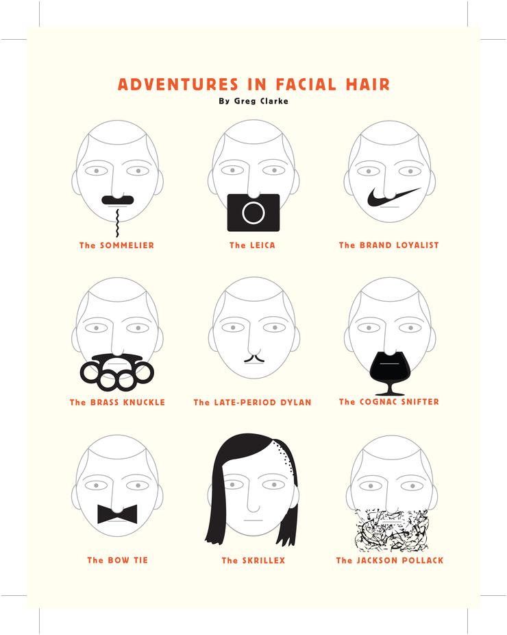Adventures in Facial Hair