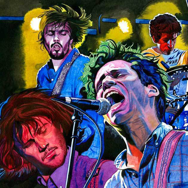 Rolling Stone, Parquet Courts