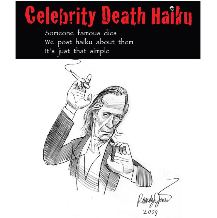 David Carradine's Celebrity Death Haiku