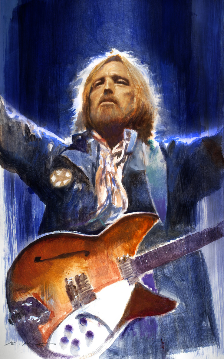 Tom Petty for Rolling Stone