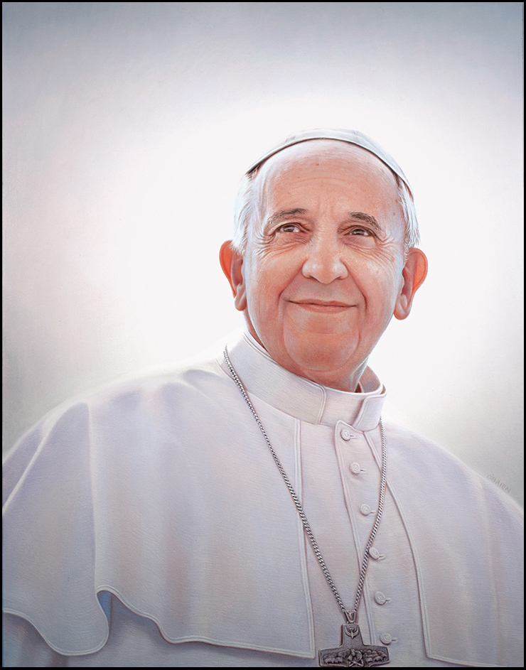Pope Francis for TIME