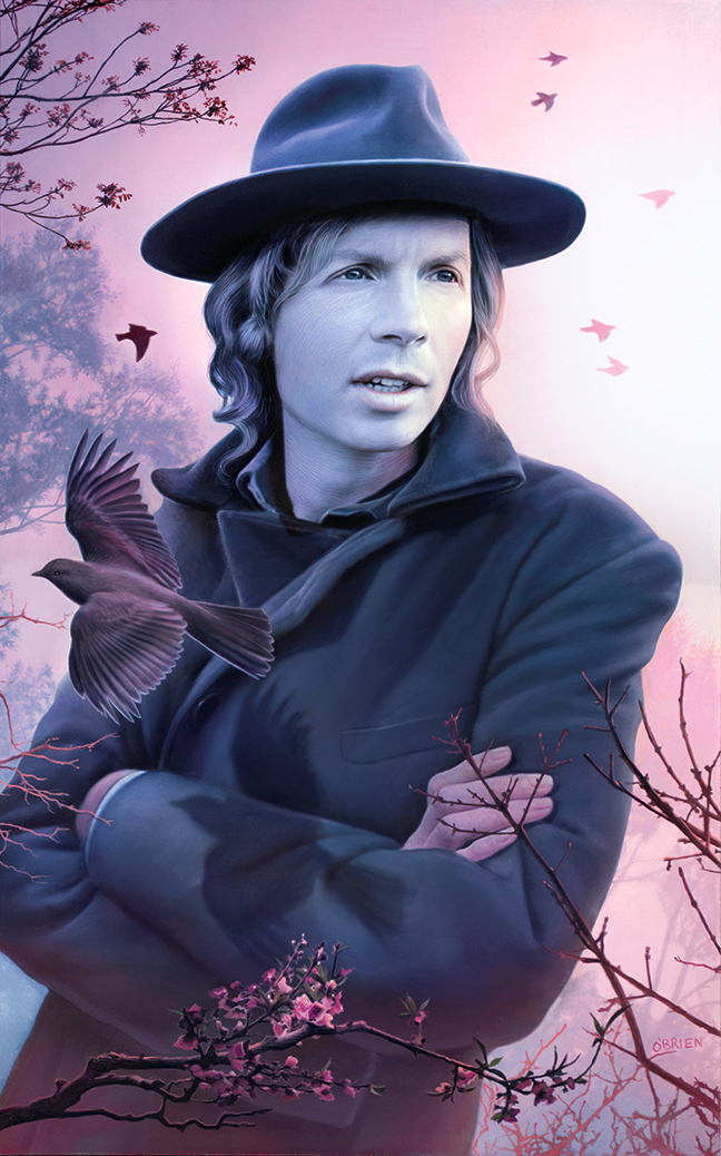 Beck for Rolling Stone