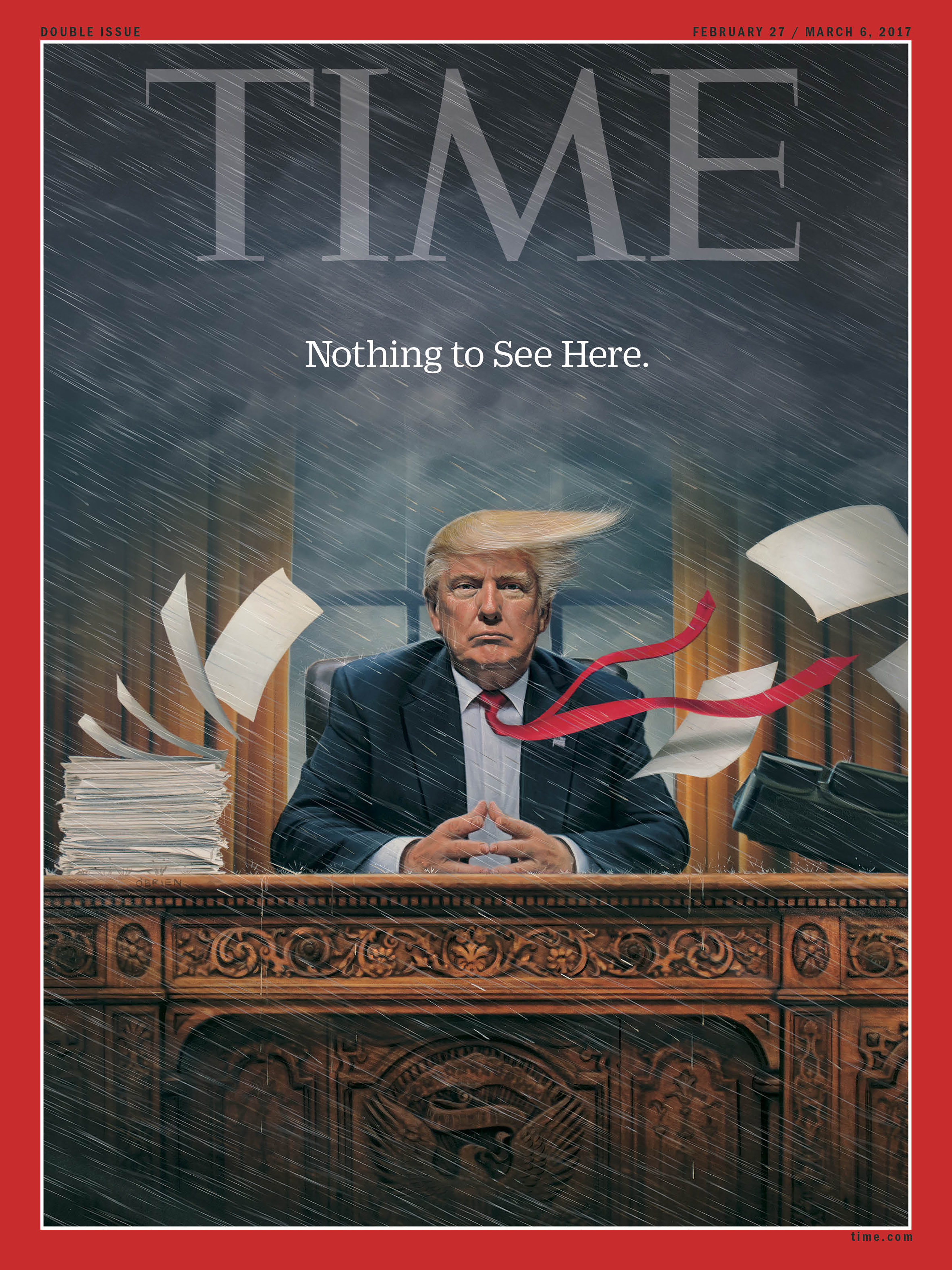 Trump for Time
