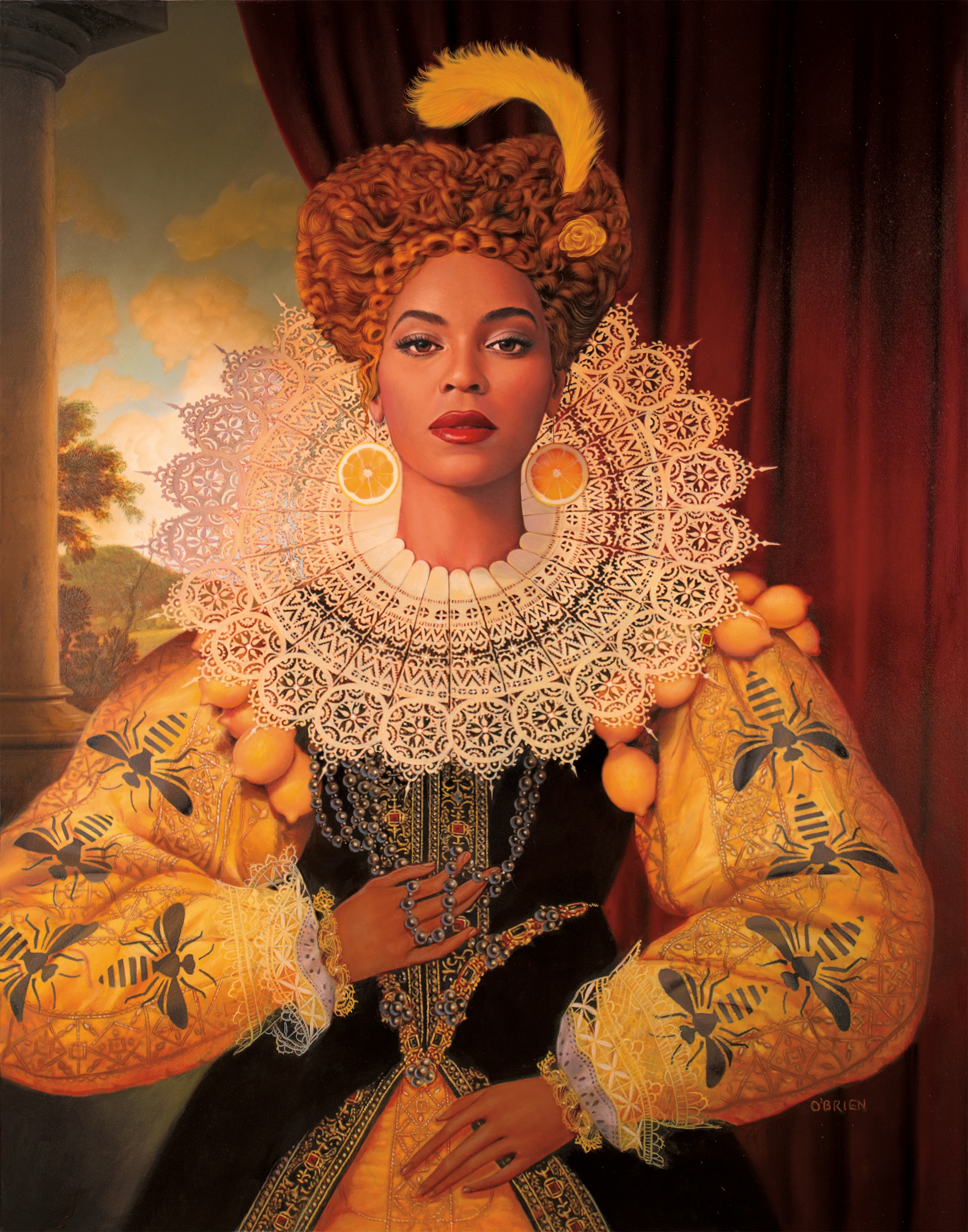 Beyonce For Entertainment Weekly